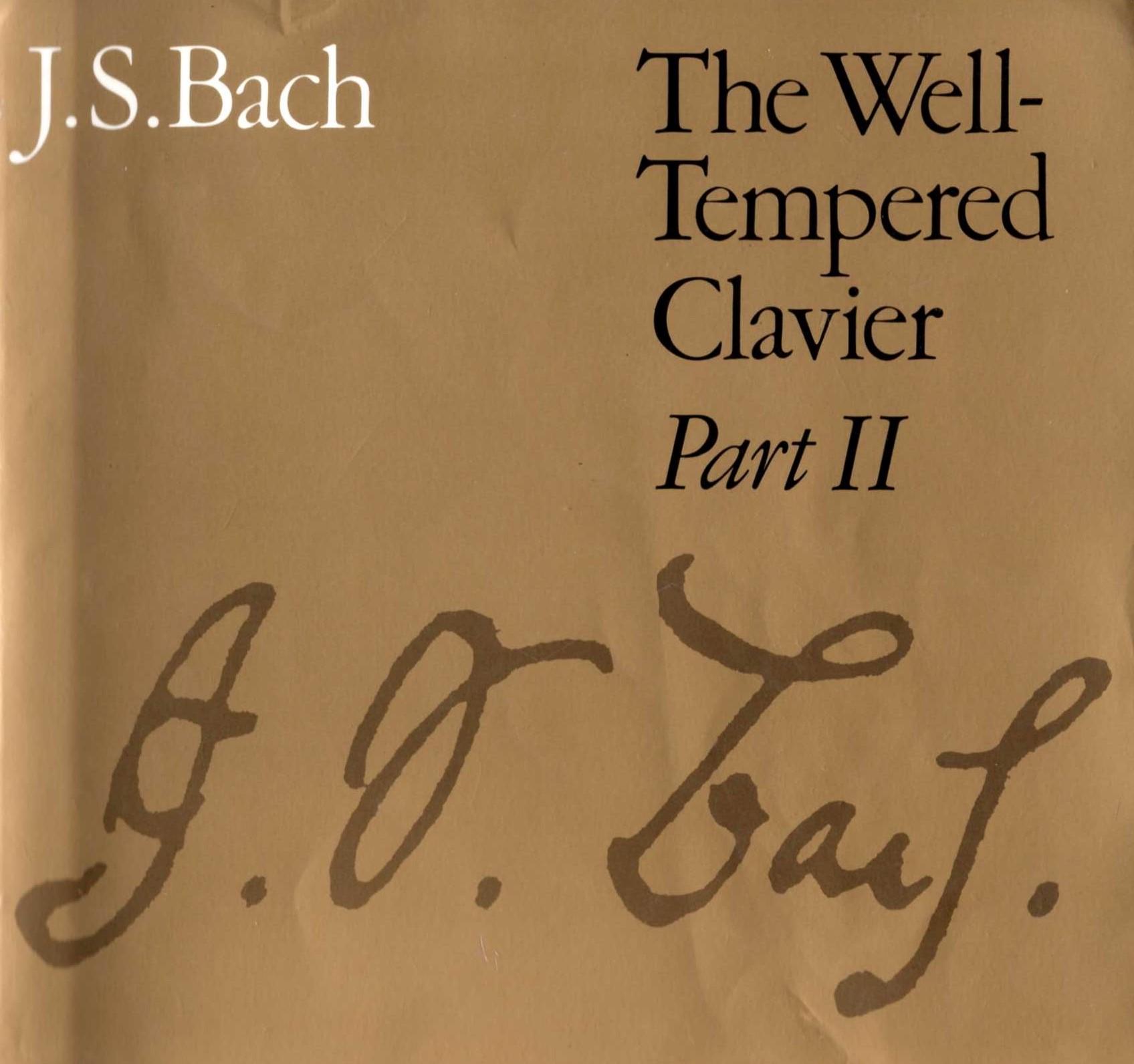 Bach WTC
